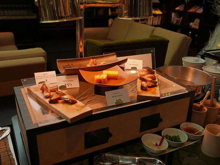 和食と洋食のペース配分も重要!