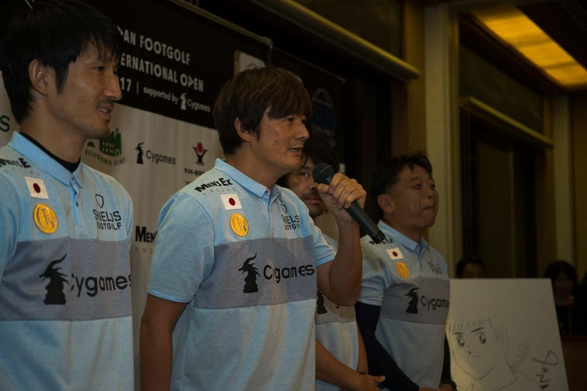 岩本選手は、怪我のため本選は欠場となった。