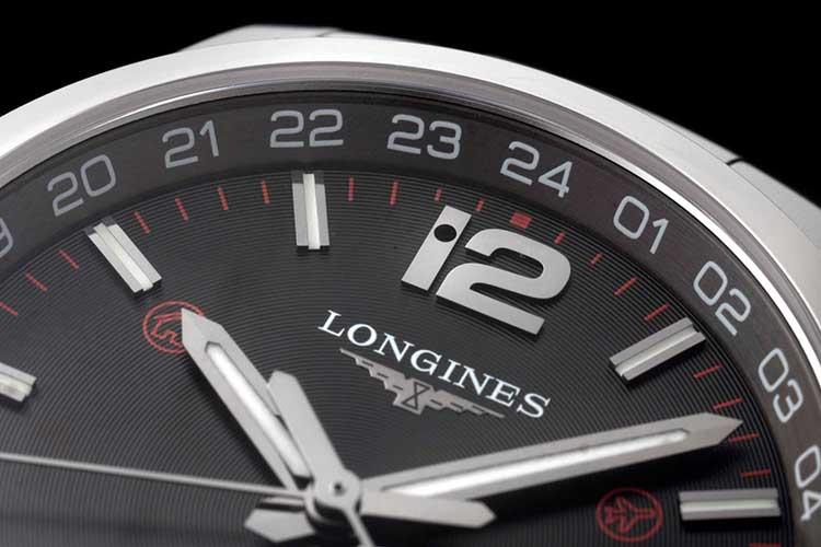 low priced 89741 85b26 超正確なロンジンのクォーツ時計はモールス信号で時刻合わせ ...