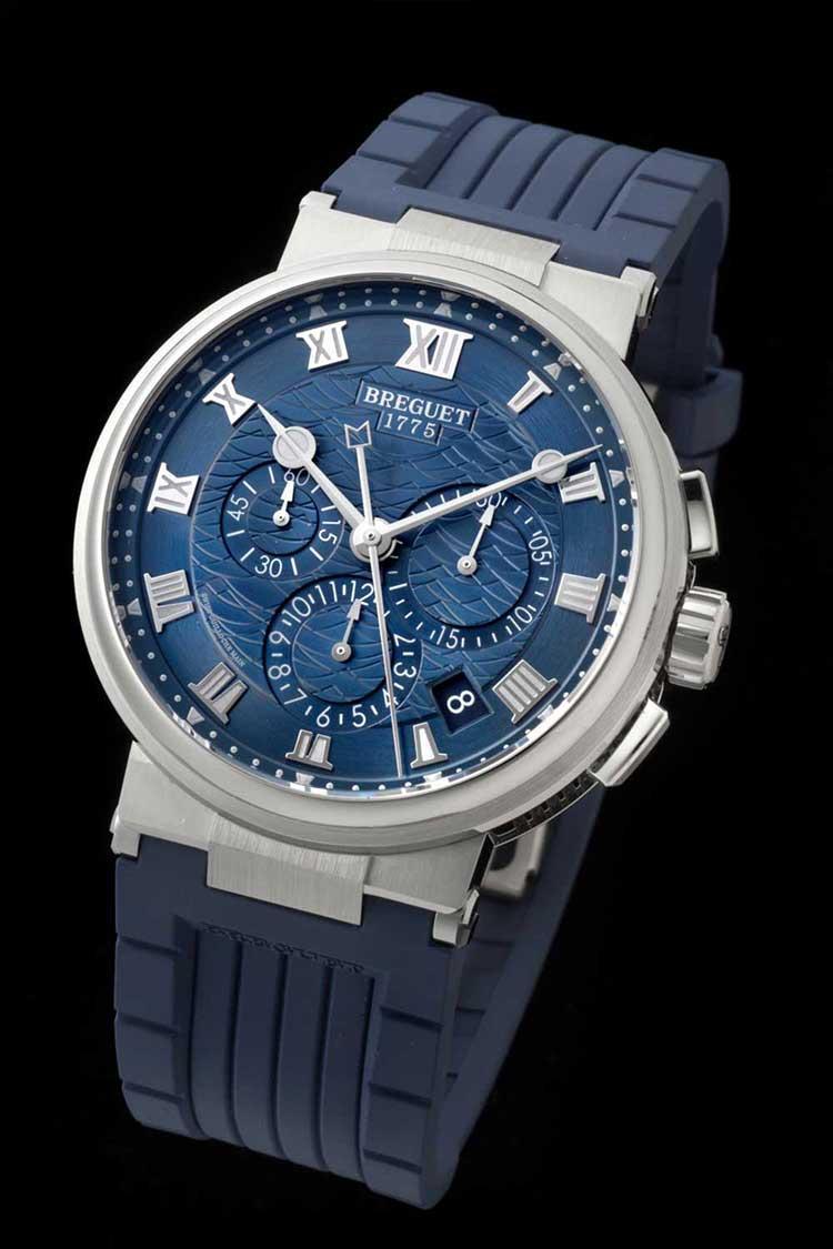 purchase cheap 9a18a 71321 天才時計師ブレゲの海洋での業績を今に伝える「マリーン ...