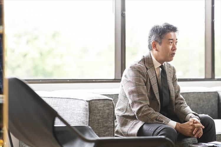 ザ ソブリンハウス ブランドディレクター 太田裕康さん