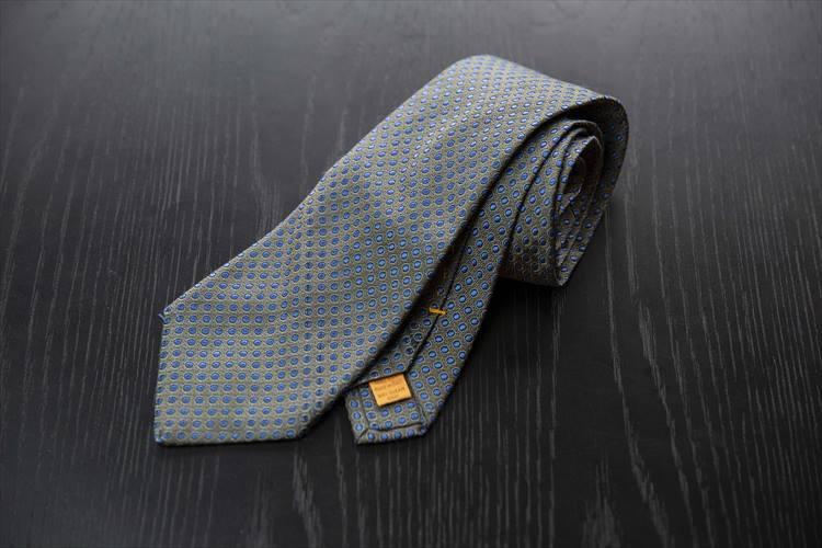 マロのネクタイ。'97年頃にユナイテッドアローズで購入した。