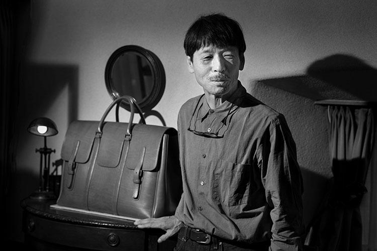 鞄職人/藤井幸弘さん
