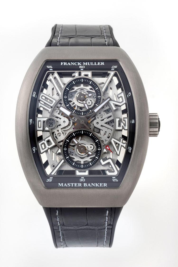 <b>Franck Muller >></b>