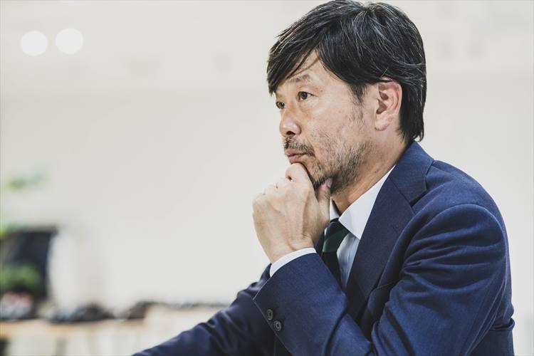 三陽商会 第一事業本部 コーポレートビジネス部 企画課長 猿渡伸平さん