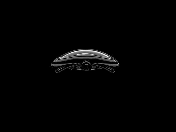 グリモルディの新作「G.T.O.」。名車フェラーリ 250 GTO のディテールを潜ませたというケースフォルムが美しい。