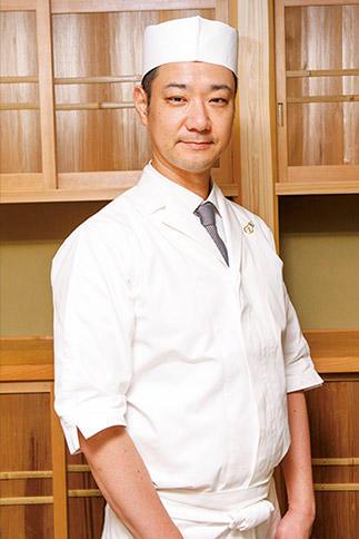 <b>��橋 義弘さん<br />瓢亭 ご主人</b><hr>京都とはまた違う楽しみ方をしていただけます。