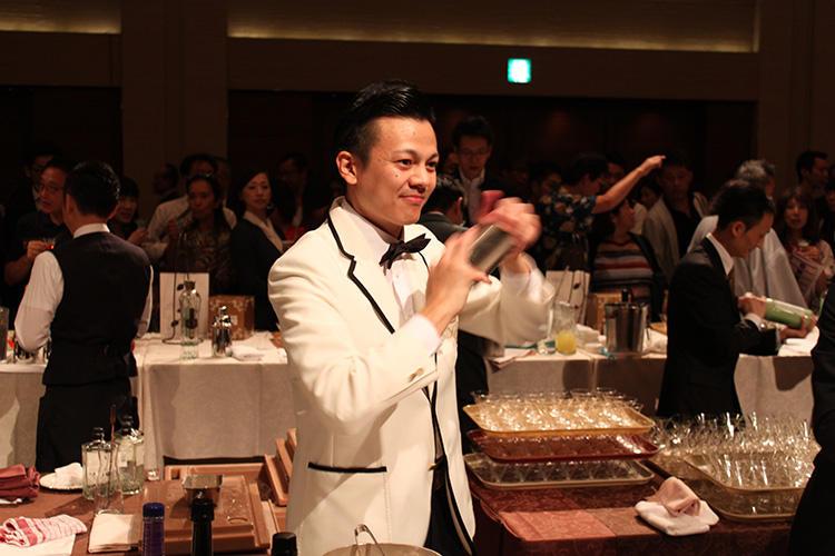 こちらが最優秀賞を受賞した、和栗富士也さん。