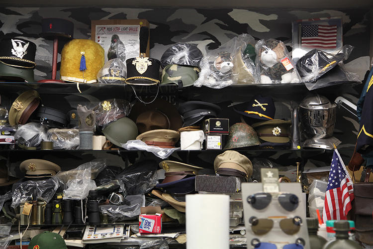Kaufman Army & Navy Surplus