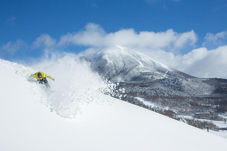 「スノーボーダー」にも優しいスキー場