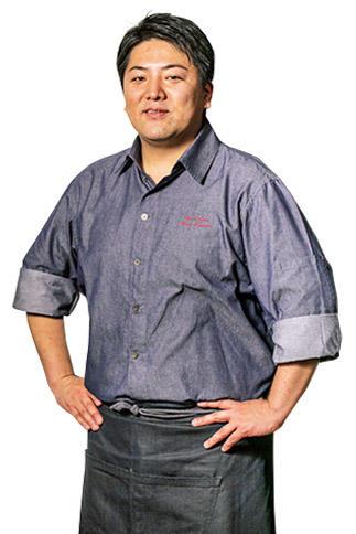 <b>早坂心吾さん</b>ハイアット セントリック 銀座 東京総料理長<br>「ゲストの要望を叶えるのが料理人としての喜びです」