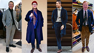 PITTI People 10 Picks【Mr.David Diary Vol.10】