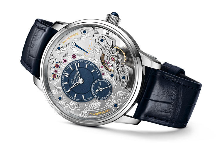 グラスヒュッテ・オリジナル2019年新作は素晴らしい時計芸術