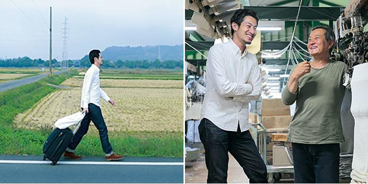 <b>取引工場は日本全国に50社以上!</b><br>山田氏が日本全国を回り、600以上の工場に直接出向いて探す。中間マージンをカットし、工場の想いと技術をダイレクトに伝えてくれる。台湾にも直営店を持ち、現在はネットを通じ世界へも届けられている。