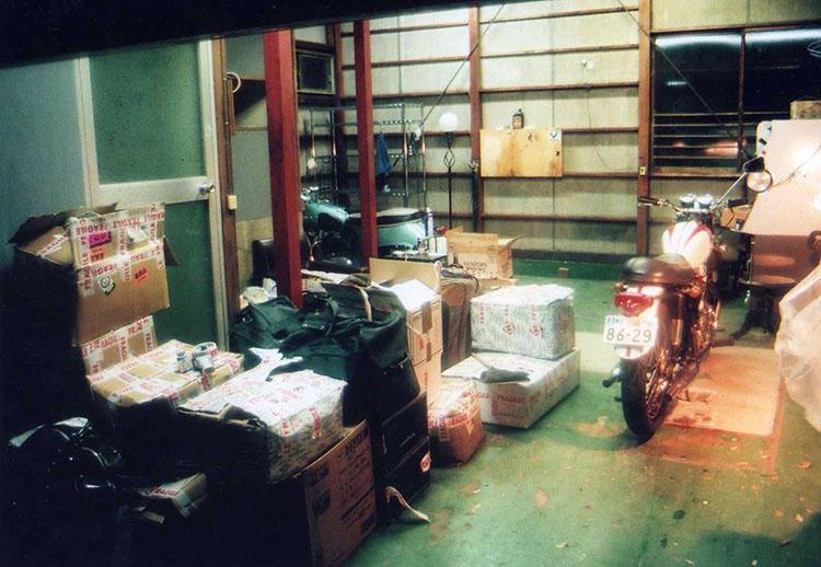 渋谷店の後、神奈川県の川崎市に設けた工場はのちにベンチマークという名称の店舗としてリニューアル。