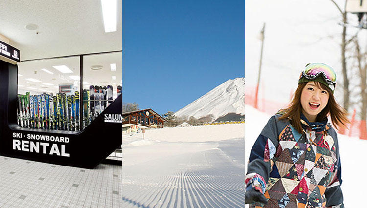 本格的なスキーシーズンイン前に、これだけは知っ得ゲレンデ情報