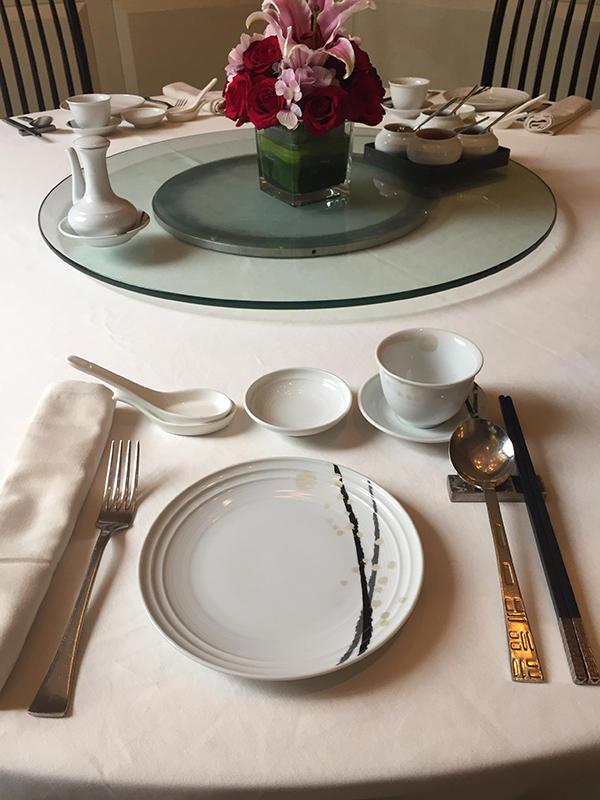マンダリン オリエンタ ル クアラルンプールの広東料理