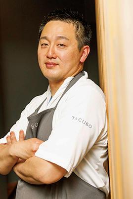 オーナーシェフ田窪大祐さん「自然のもつ生命力や美しさ、旬の食材の美味しさや彩りを体感してください」