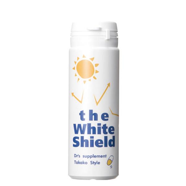 体の内側からケアする飲む日焼け止めが、最近のトレンド!<br><br>日光が強烈な中央アメリカに自生するシダ植物由来の飲む日焼け止めサプリ。そこに美白成分のL-システインや抗酸化作用のある海藻由来のアスタキサンチン、ビタミンB、C、Eなどを配合。日光に当たらないことで不足するビタミンDも追加。さらに皮膚のバリア機能を修復するセラミドも加えた最強布陣だ。ザ ホワイトシールド 60錠 5500円(タカコスタイル)