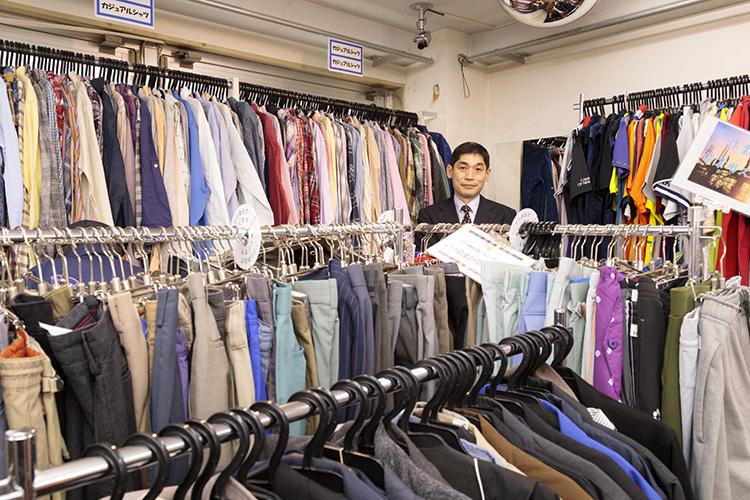 ファッション評論家の池田哲也さん