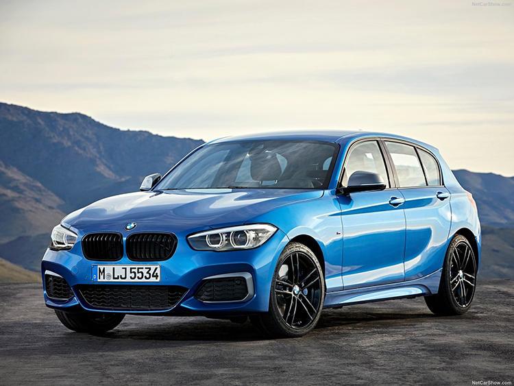 <strong>BMW M140i<br />632万円〜</strong><br />世界でも希少なスポーツ性能に適したFR駆動を採用した1シリーズ。そのスポーツバージョンがM140iとなる。小さいボディに直6、3リッターエンジンを組み合わせた走りは、最もBMWらしいと絶賛する人も多い。