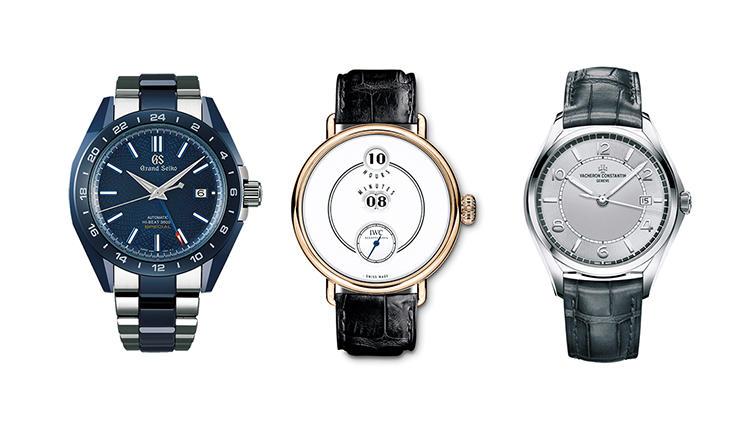 今、欲しい新作時計【MEN'S EX編集長 金森  陽の場合】