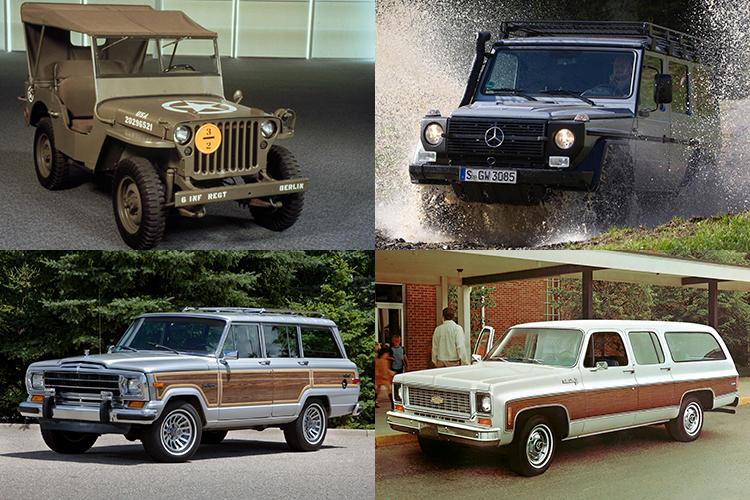 SUVを買う前に知っておきたいコト「そもそもSUVって何だ?」【SUVを買う! vol.01】