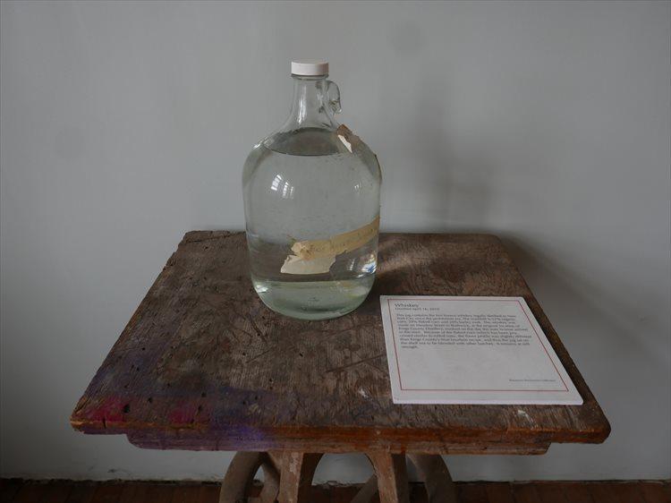 禁酒法のあと、ニューヨークで法的認可を受けて2010年に蒸留されたウイスキー。
