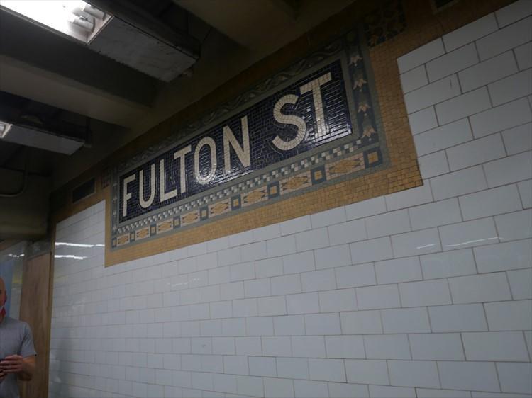駅の看板も可愛い!