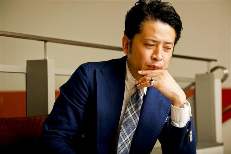 グジ 代表取締役 田野浩志さん