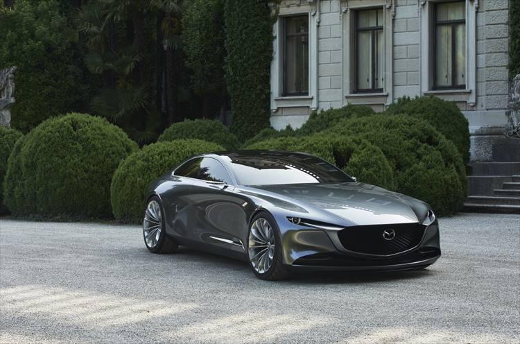 世界でもっとも美しいコンセプトカー「VISION COUPE」