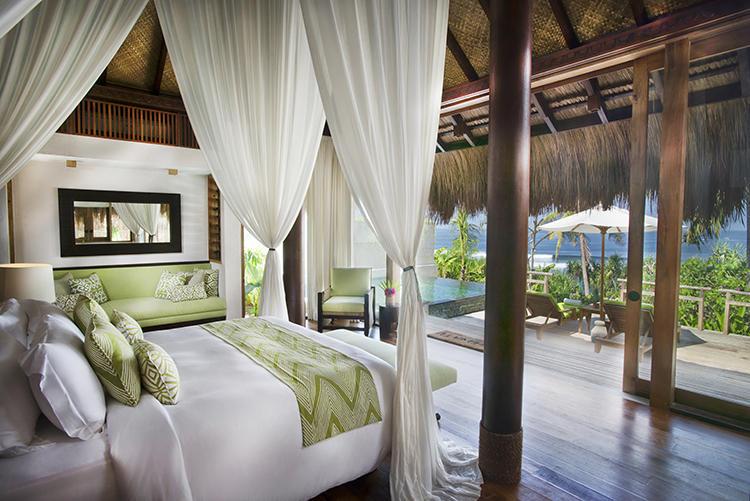 シンプルな1ベッドルームのヴィラ、LAMBA(ランバ)。