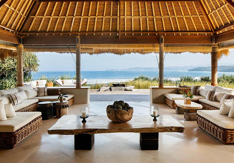 5ベッドルームのヴィラ、HAWERI(ハウェリ)。より海に近くビーチリゾート気分を満喫したいなら最適。
