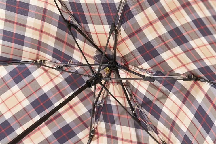生地は、オリジナルの極薄ポリエステルで超軽量に。UVカットで晴雨兼用。