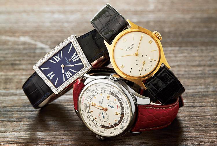 時計王・松山 猛さんの「私の1軍時計3本勝負」