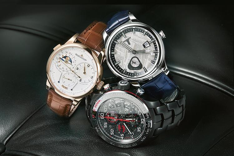 外資系営業職が選ぶ、「私の1軍時計、3本勝負」