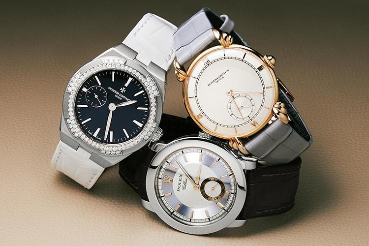ビジネスエグゼクティブが選ぶ「私の1軍時計、3本勝負」
