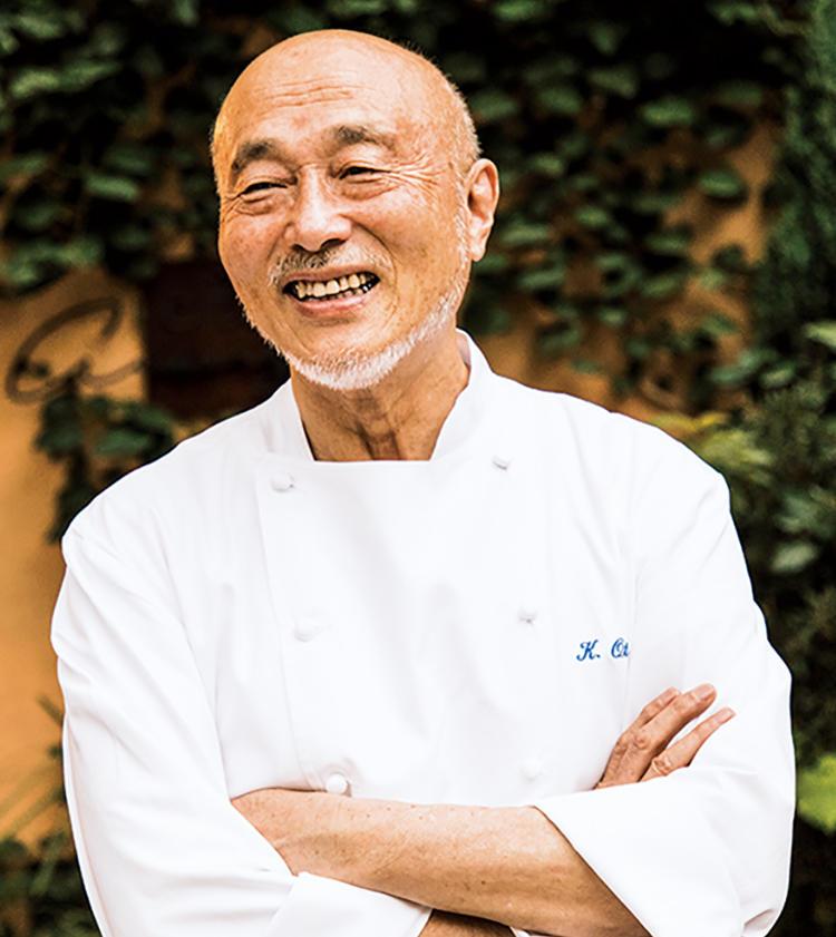 オトワレストラン オーナーシェフ 音羽和紀さん