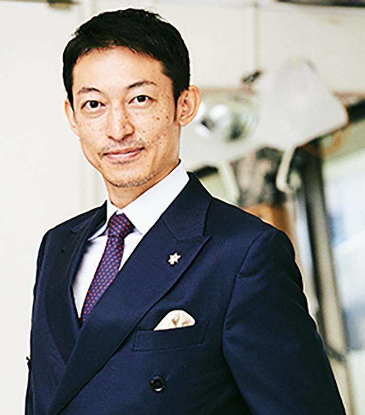 蒲澤悠介さん
