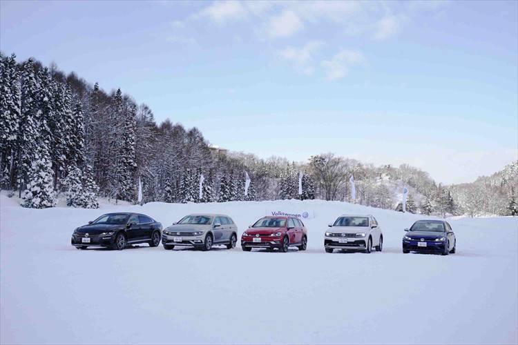 「4WD=雪」はもう古い。今は「4WD=安全」の時代