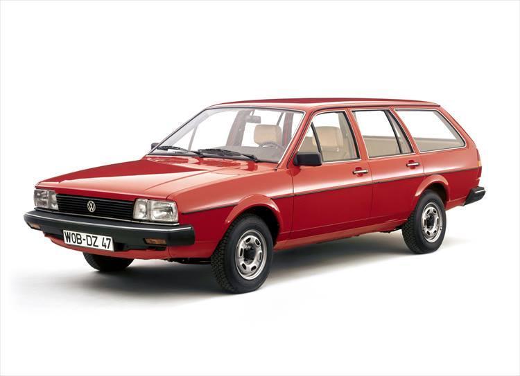 フォルクスワーゲンで初めて4WDを採用した2世代目モデル