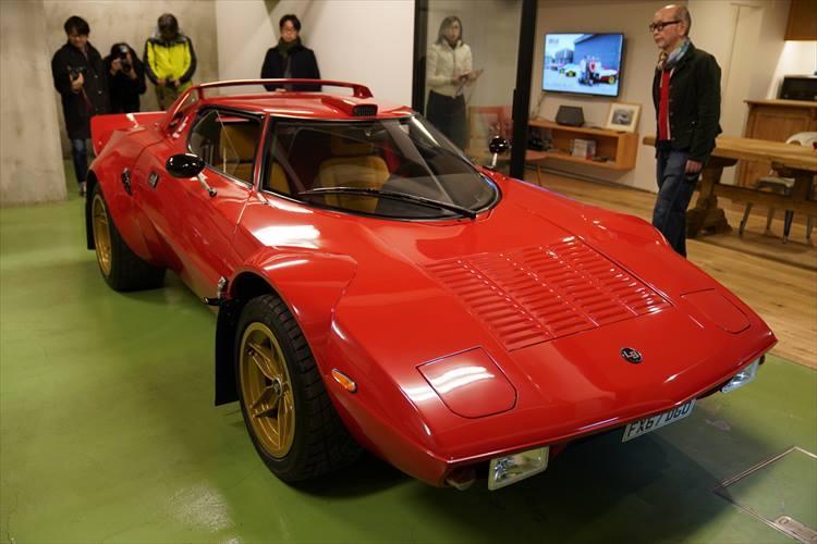 あのスーパーカーのレプリカが日本初公開