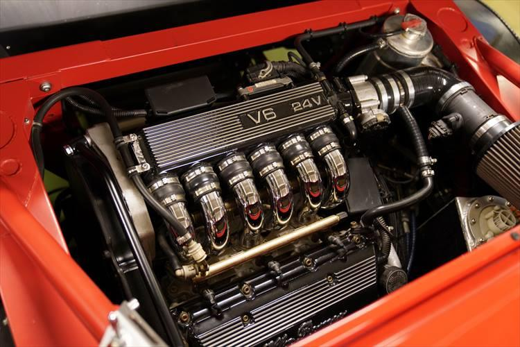 「the STR」のエンジン