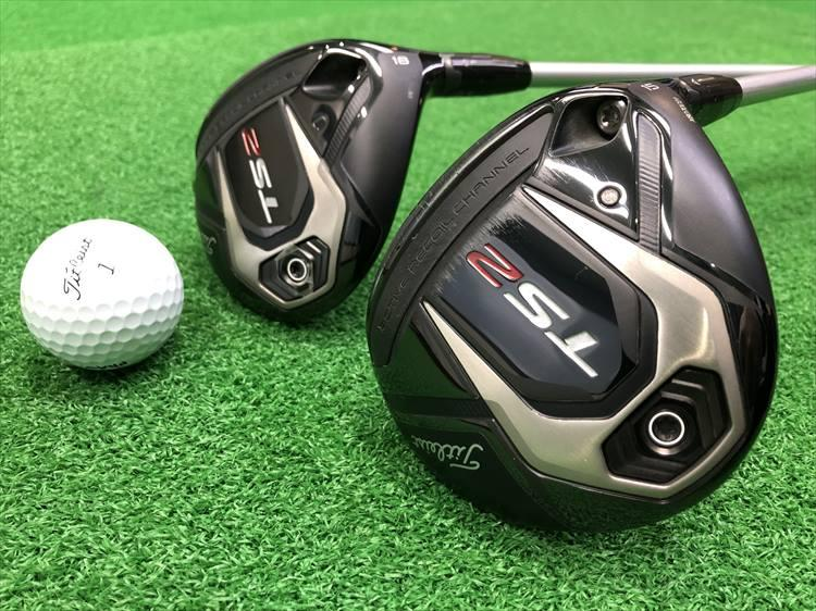 TITLEIST TS2 FAIRWAY METAL
