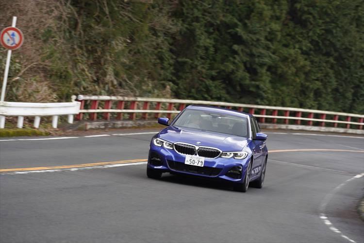 第7世代へと進化した新型BMW 3シリーズの実力は?