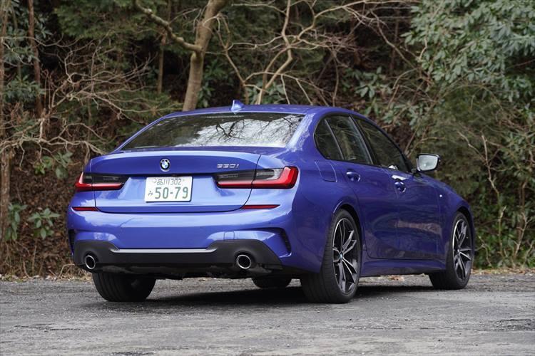 スポーツセダンの新型「BMW 3シリーズ」