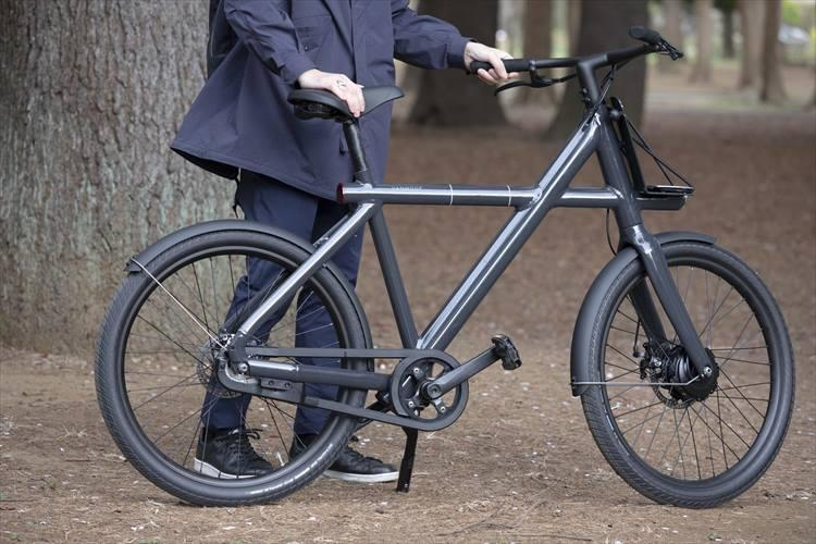 スマートバイク「バンムーフ」