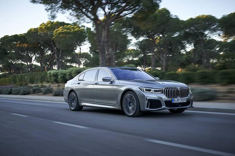 BMW新型7シリーズ