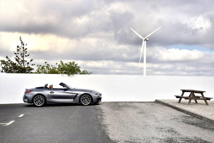 BMWがトヨタと共同開発したZ4の発売がついにスタート