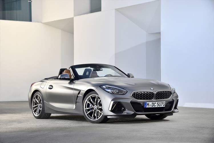 BMWがトヨタと共同開発したZ4